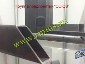 металлическая труба прямоугольного сечения