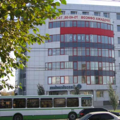 ГП Союз офис в Тюмени