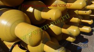 аммиачные баллоны купить в  Екатеринбурге