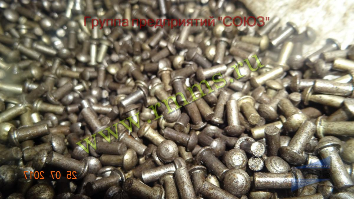 Заклёпки алюминиевые под молоток своими руками 67