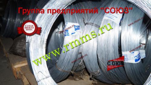 проволока стальная оцинкованная цена 0,8 мм