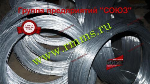 проволока стальная оцинкованная цена 1,6 мм