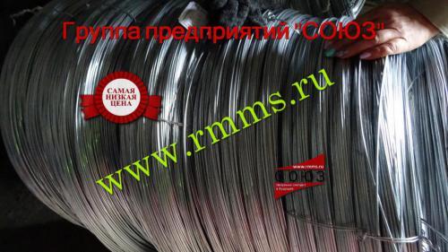 Проволока термонеобработанная  купить в Москве