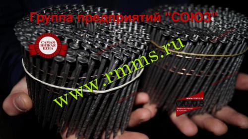 производство барабанных гвоздей