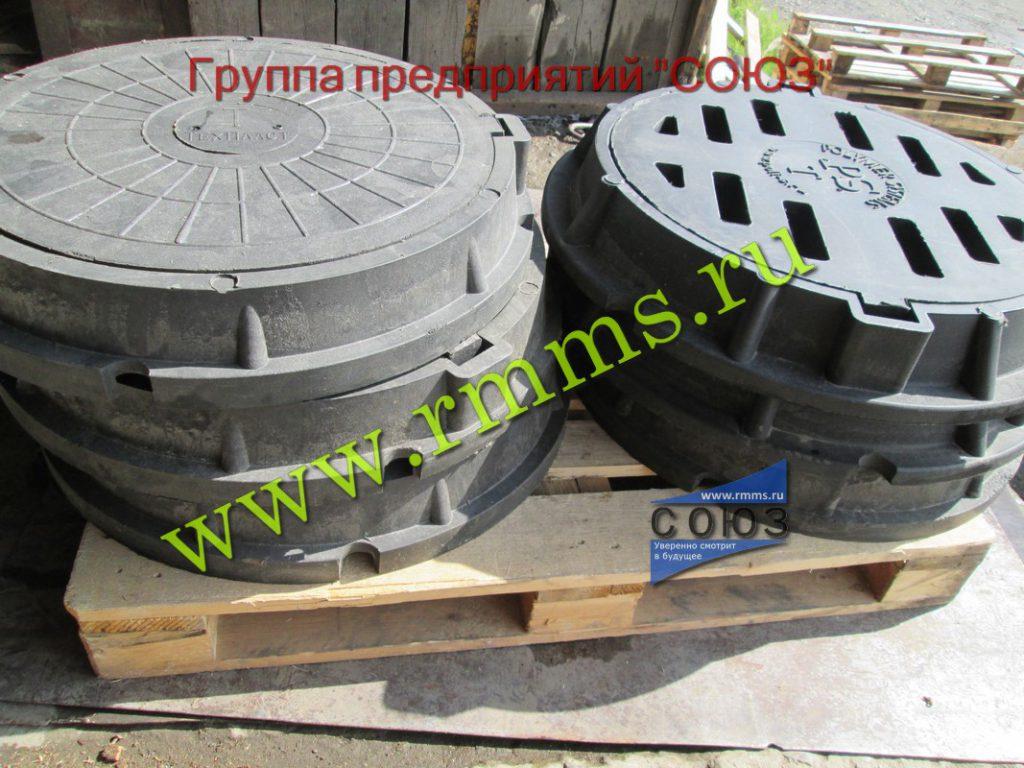 полимерпесчаные люки от производителя