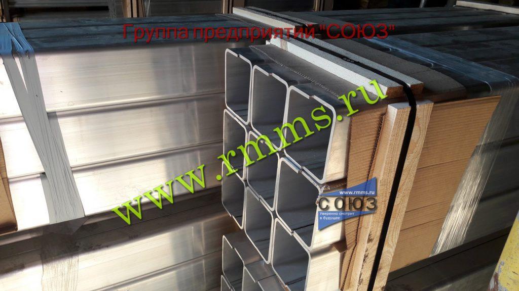 производство алюминиевого профиля