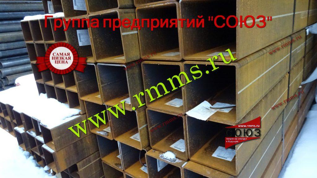 труба профильная квадратная купить в Москве