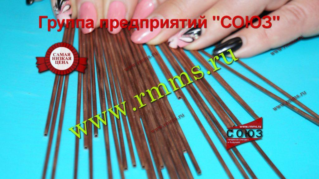 медная трубка токостенная ГОСТ 11383-75