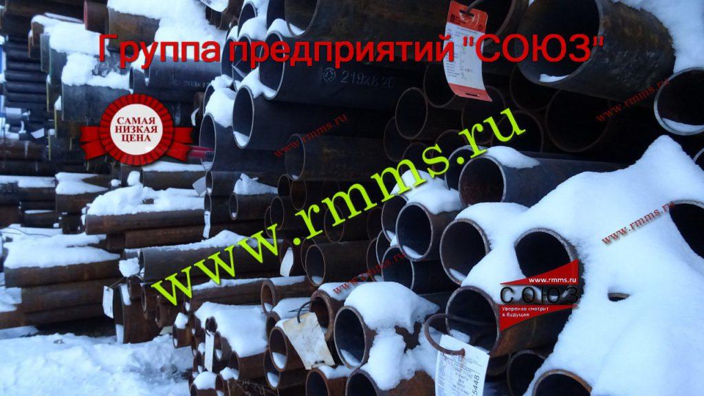 трубы стальные бесшовные горячедеформированные производитель